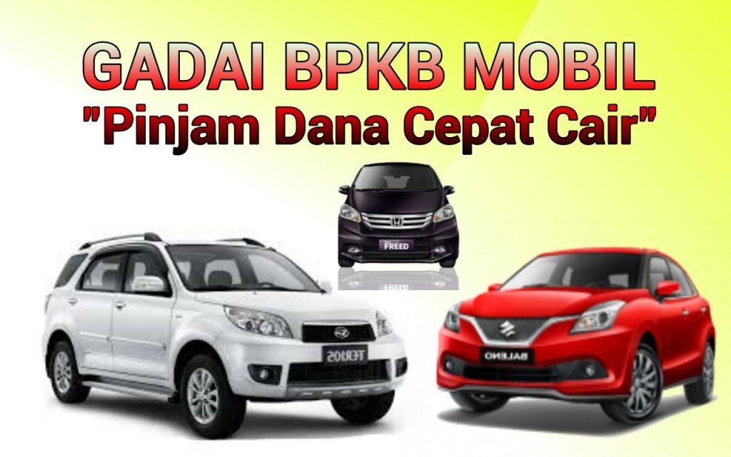 Pinjaman Dana Pakai BPKB Mobil   Dana Gabe - Pinjaman Dana ...